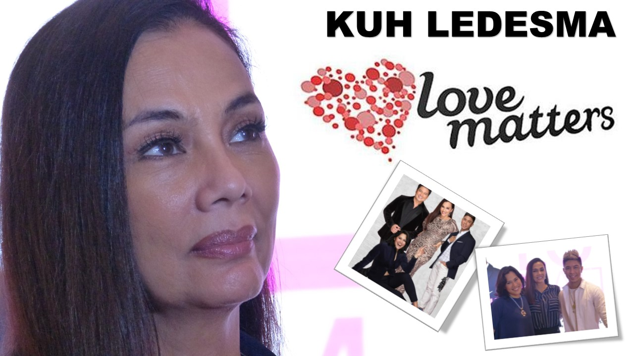 KUH LEDESMA Stages First Valentine Concert in the North at Vertis Tent
