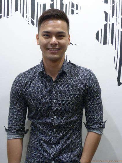 PAULIT ULIT Formally Launches Actor Kristoffer Martin as a Recording Artist