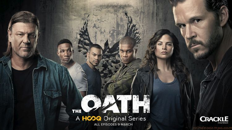 HOOQ Debuts First Hollywood Originals Series – THE OATH