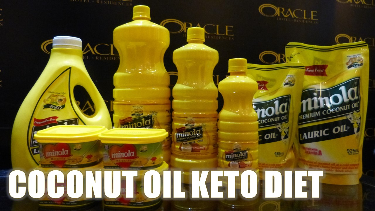 Coconut Oil Ketogenic Diet   A Beginners Guide
