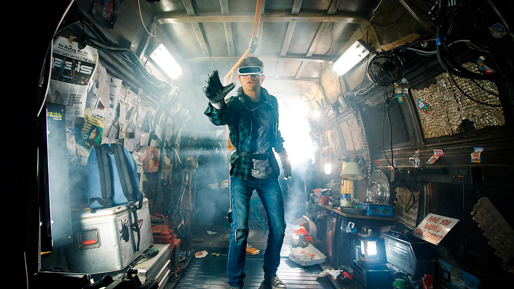 READY PLAYER ONE | Steven Spielberg's Extra Life Quarter #5SecReview