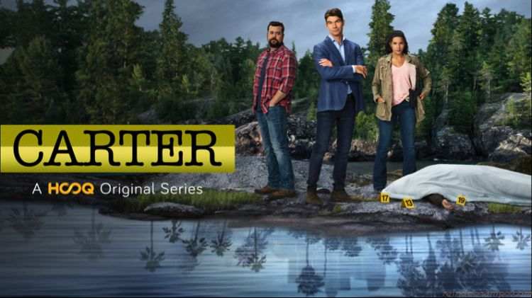 CARTER Debuts as 2nd Hollywood Original Series on HOOQ