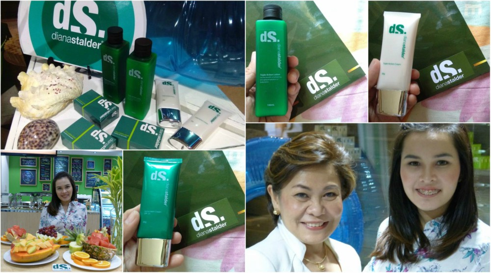 Triple Action dS Treatments for Sun-Damaged Skin
