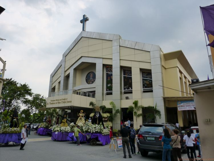The Diocesan Shrine and Parish of Saint Therese of the Child Jesus in Antipolo