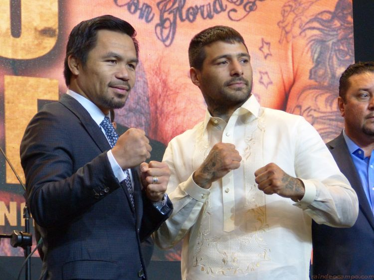 "Lucas Matthysse to Manny Pacquiao: ""I Will Defend My Title To The Death"""