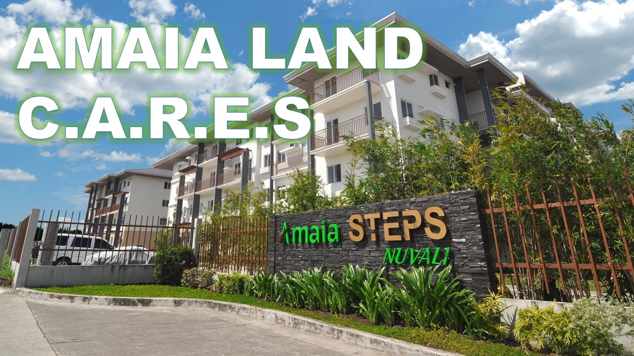 Amaia Land C.A.R.E.S For Sustainable Living