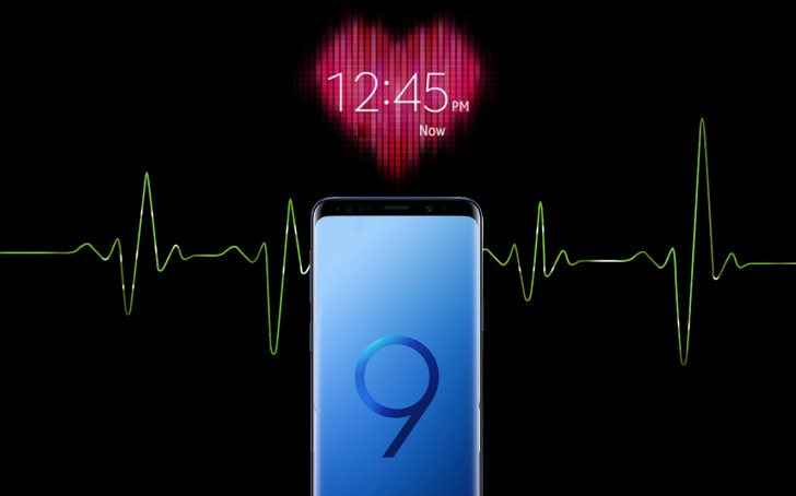 Can Samsung S9 and S9+ Sensors Measure Your Blood Pressure and Stress Levels?