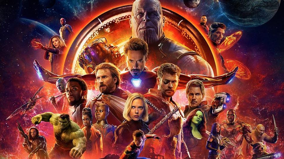 AVENGERS INFINITY WAR | Feels, Thrills and Chills #5SecReview
