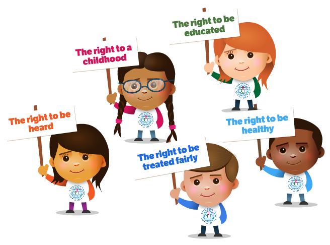 An EU Children's Rights Summit For Children and By Children at Museo Pambata