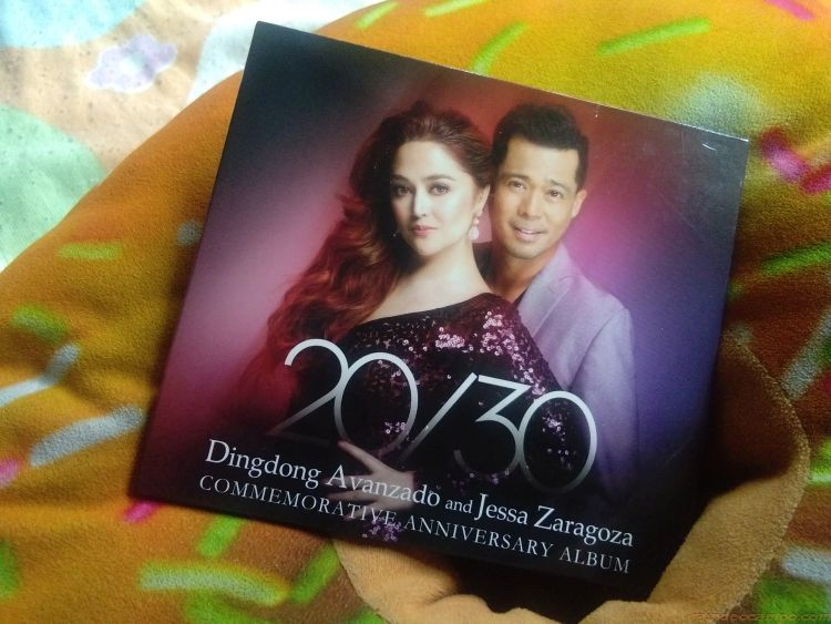 Music Icons Dingdong Avanzado and Jessa Zaragoza Celebrates 20/30 Years of OPM with Commemorative Album