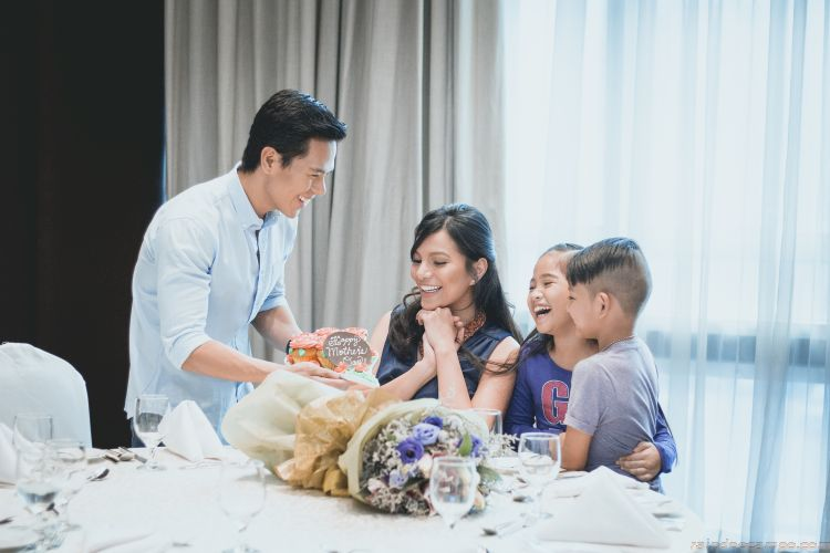 Celebrating a Mother's Love | An F1 Hotel Manila Special Mothers Day Treat