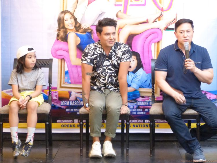 Eric Quizon Said That Paolo Ballesteros Reminds Him of Dolphy in #My2Mommies
