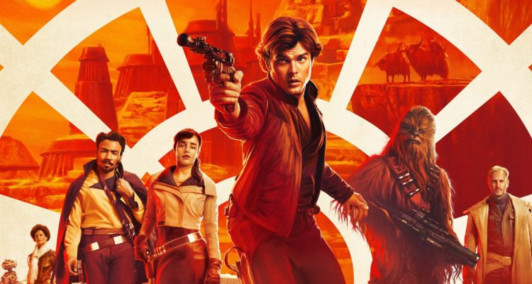 This Post Contains Some Spoilers For SOLO: A STAR WARS STORY #5SecReview
