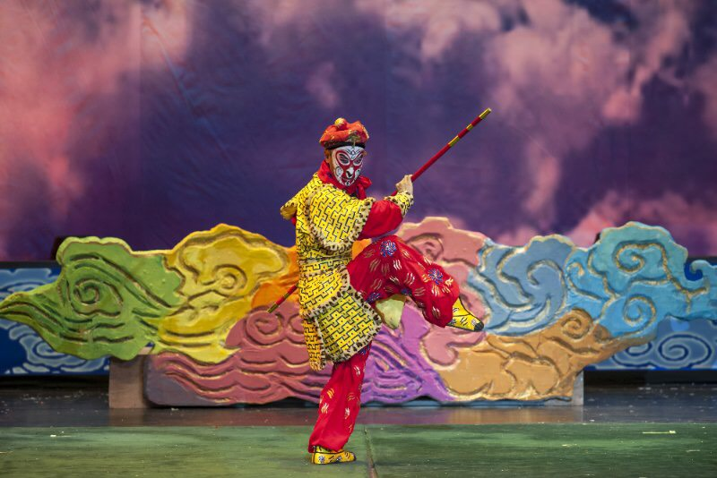 "Beijing Opera to Perform ""The Monkey King"" at the CCP – FREE ADMISSION"