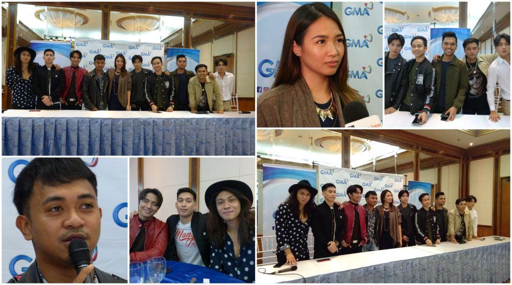 GMA Artist Center #OPMWarriors   TOP, JBK, Maricris Garcia and Nar Cabico