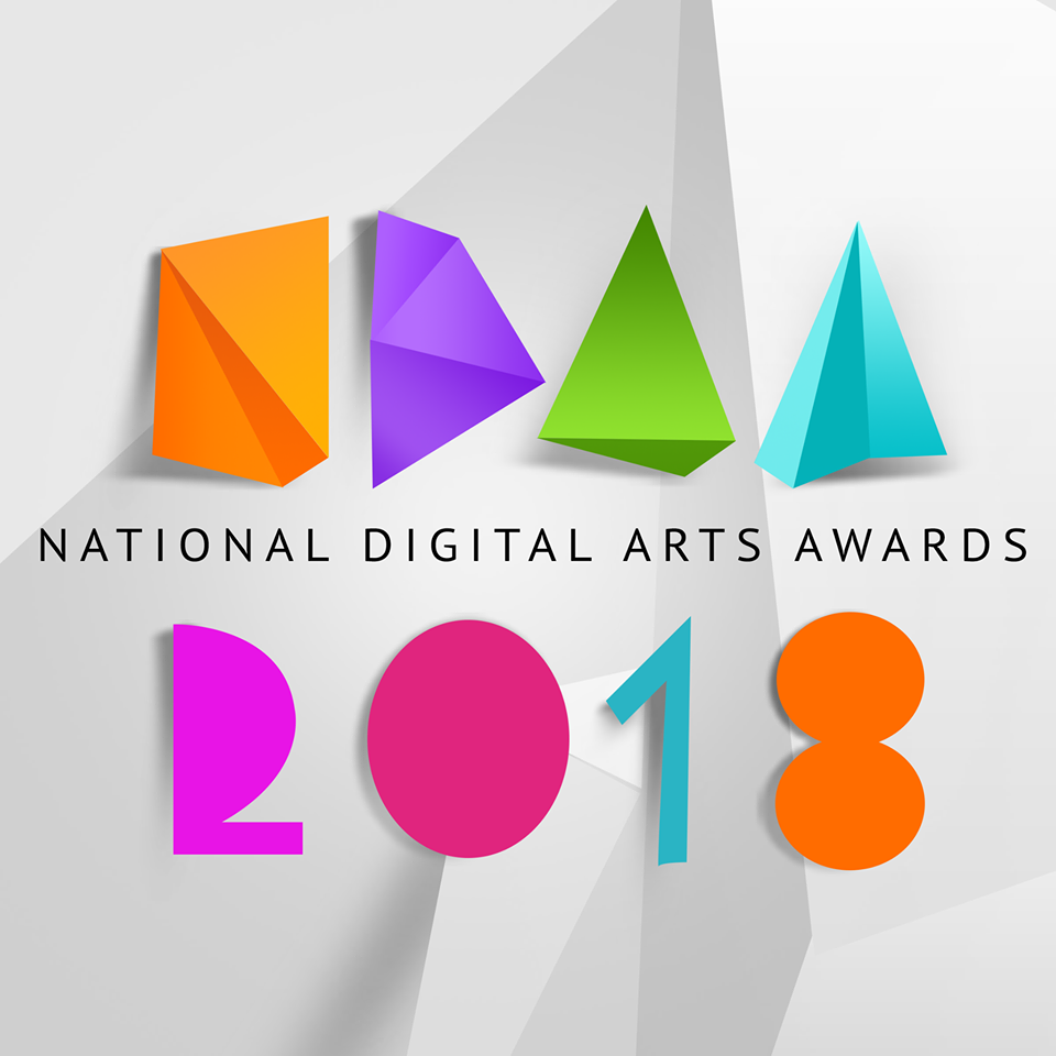 National Digital Arts Awards 2018 to Include Short Film and Drone Movie Categories