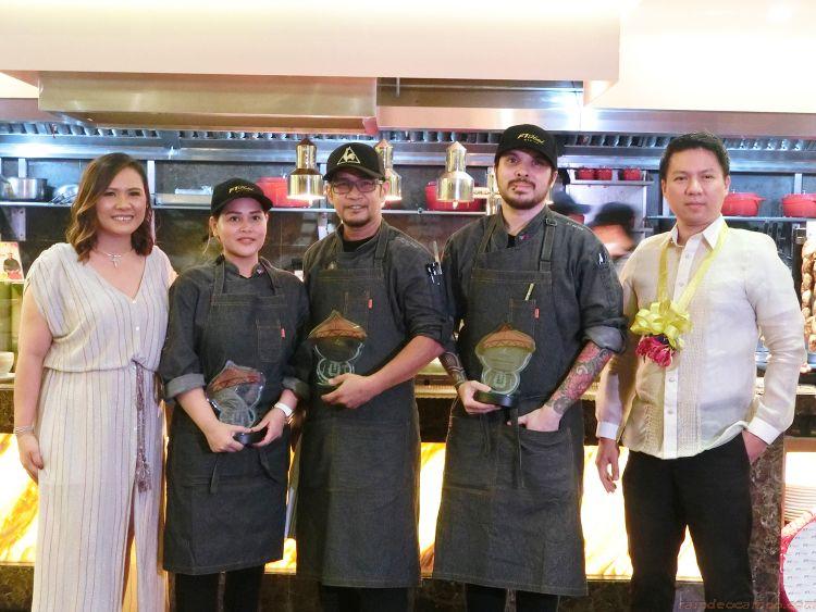 F1 Hotel Manila Inaugurates LUZVIMINDA 6: Timeless Flavors – A Filipino Food Festival