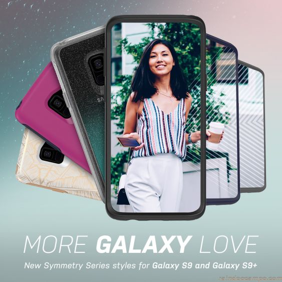 More Galaxy Love From OtterBox and Its Full Case Line-up for the Galaxy S9 Series