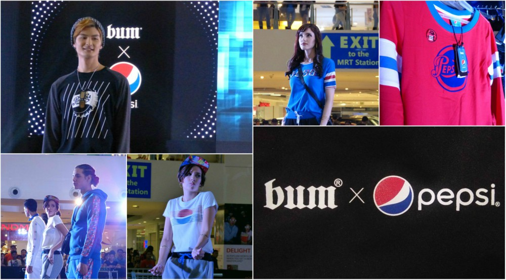 Iconic Fashion Collab | The All New #BUMXPepsi Limited Edition Collection