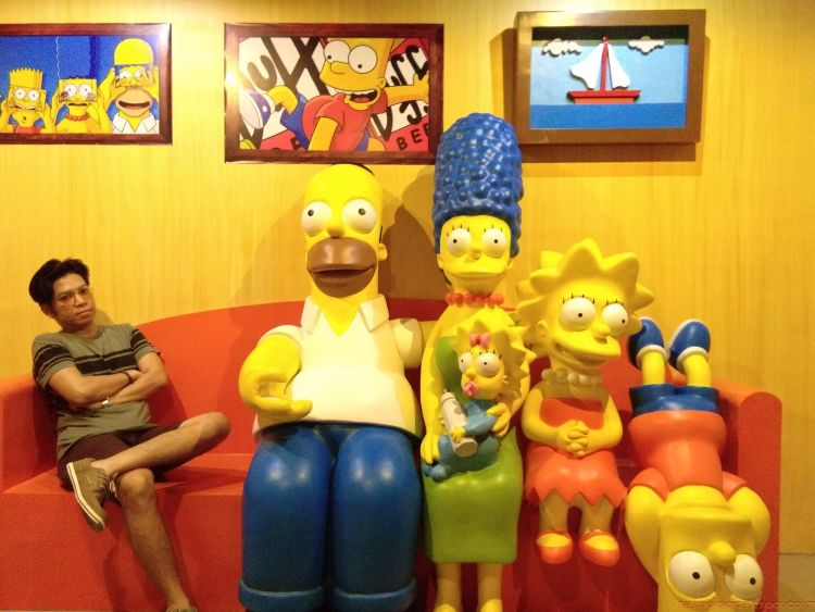 Inside YEXEL'S TOY HOUSE in Ayala Malls South Park