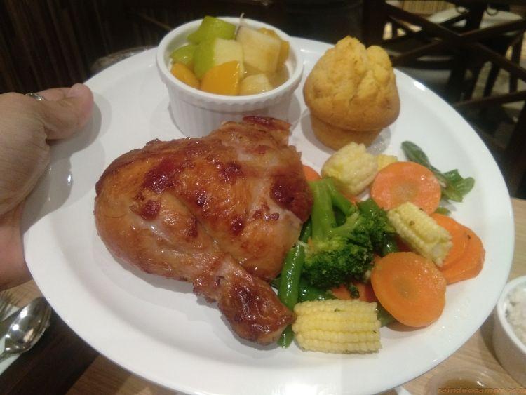 Bacon Roast Chicken