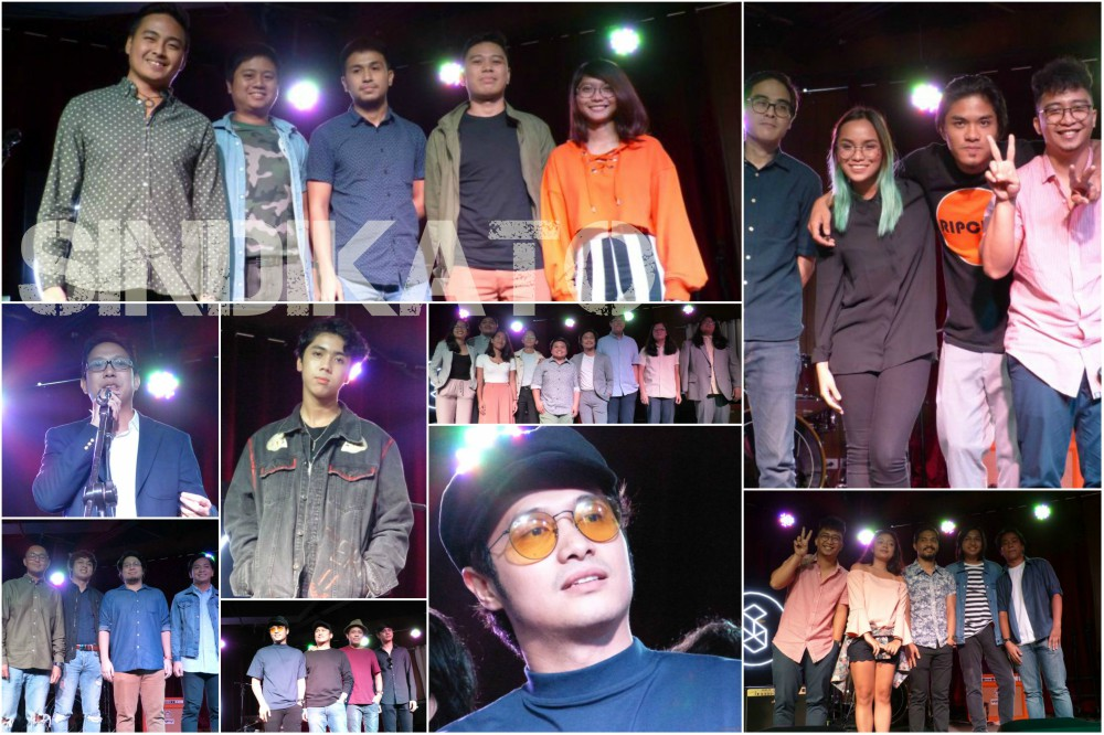 SINDIKATO Introduces Callalily, Ben&Ben, Unit 406 and Four Others in its Artist Roster