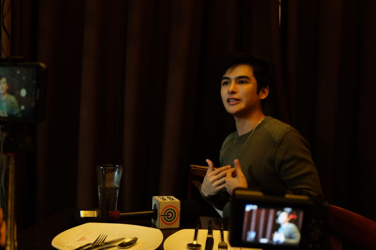 TEEJAY MARQUEZ   Back From Indonesia For a Movie Project in Manila