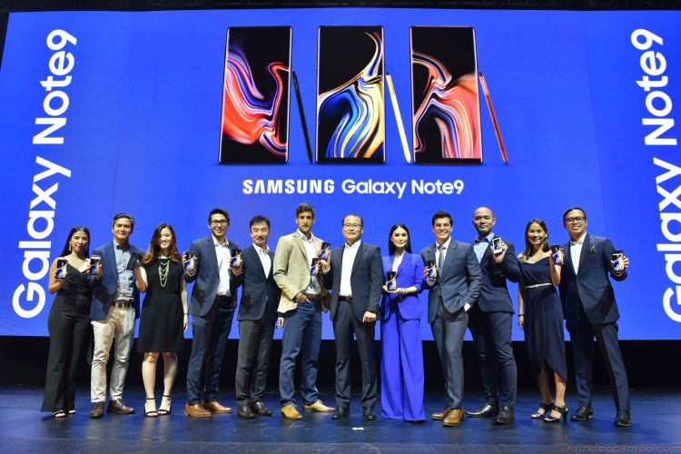 Samsung Galaxy Note9 Debuts Super Power Features in the Philippines
