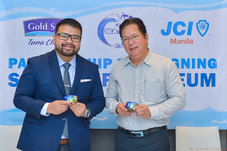 Gold Seas Tuna Chunks Launches SEA OF LIFE Coral Reef Conservation Project