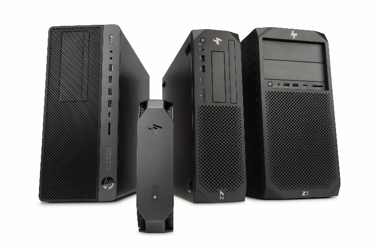 HP Launches the Most Powerful Entry Workstations in the World