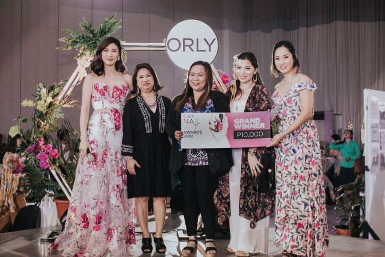 International Nail Care Brand ORLY Debuts in the Philippines