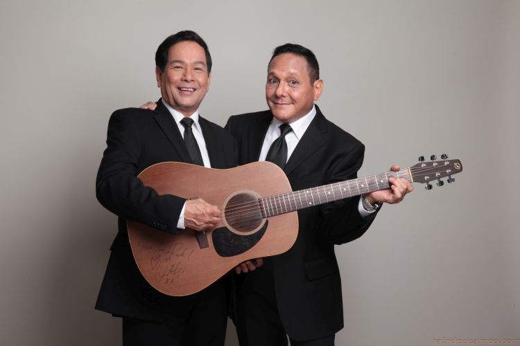 Ronnie Henares and Jojit Paredes Relives the 70s in TWoFuS Reunion Concert
