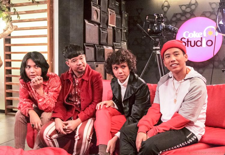 Shanti Dope and IV of Spades for an Exclusive Coke Studio Collab