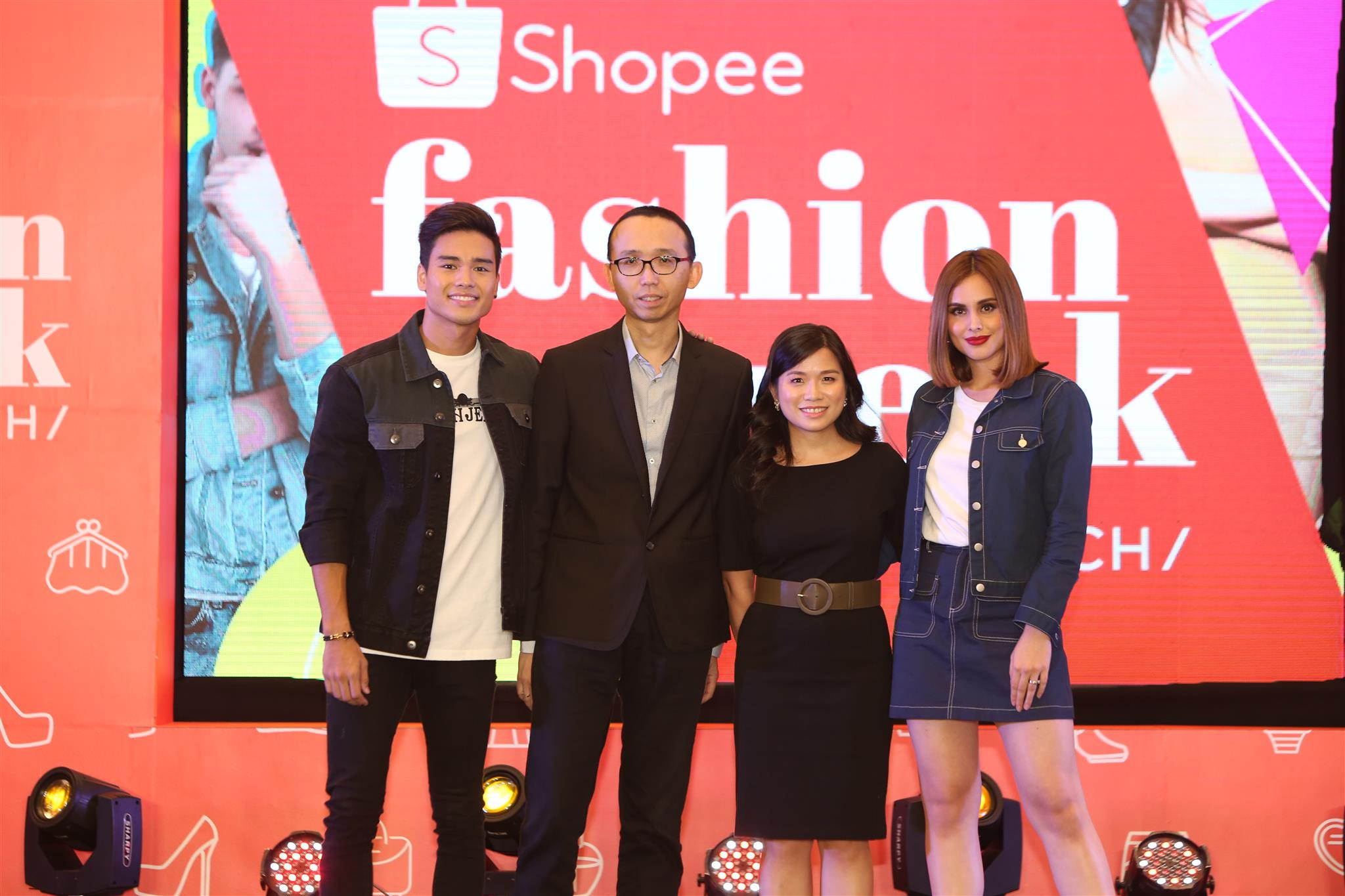 Shopee Fashion Week Featuring Bench and other Brands at 95% OFF