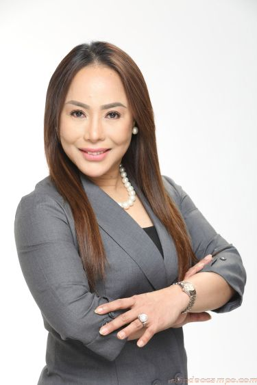"RUBY CANTERAS PACIS Selected as One of the Most Influential Filipino Women ""Builder"" in the World"