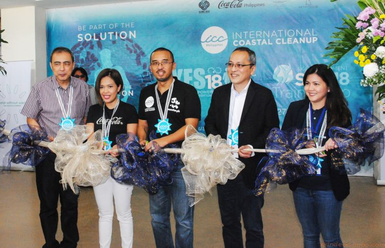 Highlights of the International Coastal Cleanup Environmental Summit 2018