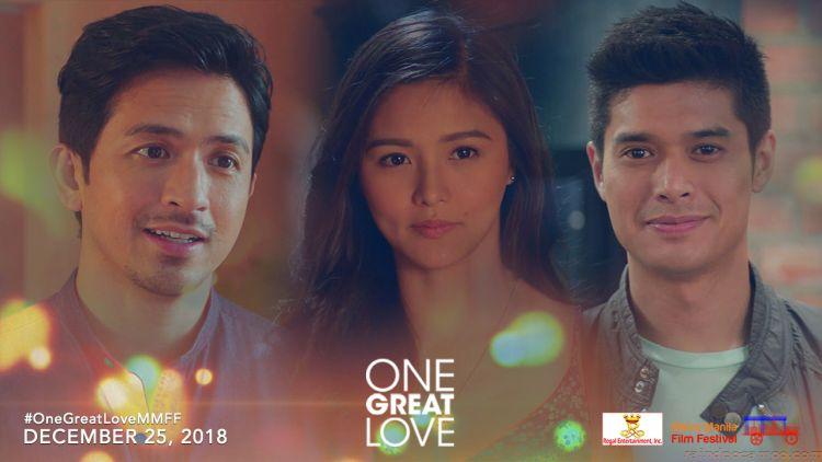 Kim Chiu, Dennis Trillo and JC De Vera In Search of That ONE GREAT LOVE