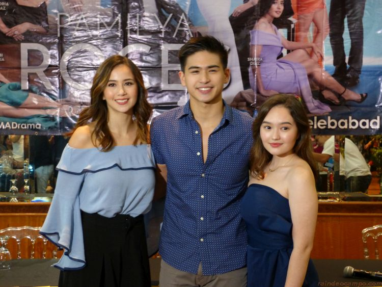 PAMILYA ROCES | First Impressions and Realizations with Sophie, Mika and Manolo