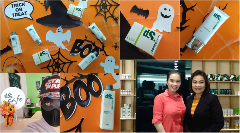 Diana Stalder Showcases Face and Body Whitening Kit and Body Scrubs