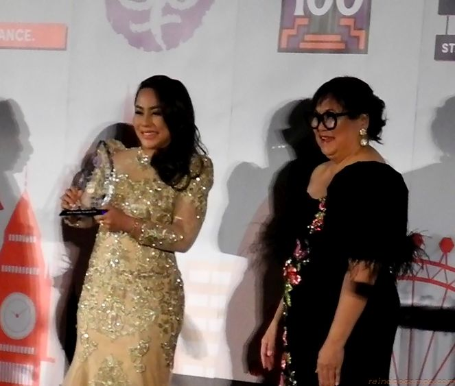 HR Practitioner Ruby Pacis Awarded as One of This Year's 100 Most Influential Filipino Women