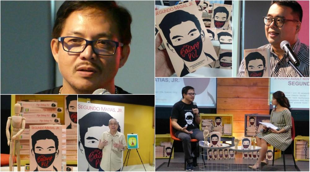 MGA BATANG POZ | Palanca Awardee Segundo Matias, Jr. Releases Young Adult Novel About HIV-AIDS
