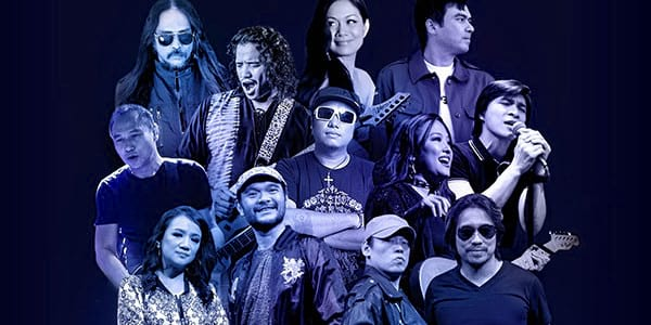 90s OVERLOAD | OPM Rock Icons Gathers for a One-Night Jamming Session at The Theatre At Solaire