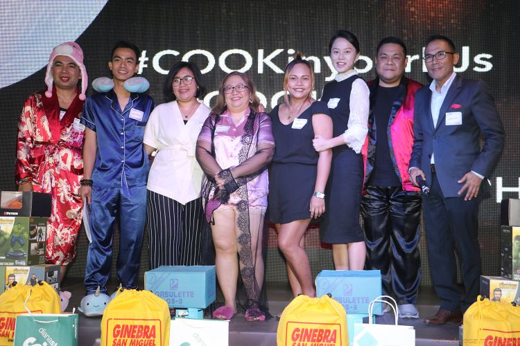 COOK Magazine Hosts Slumber Ball, A High Gloss Pajama Party