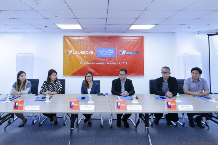 Vivo Smartphone Extends Special Discounts to Lalamove Drivers via MemoXpress