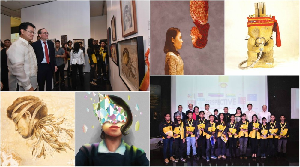 12 Student-Artists Recognized at Pilipinas Shell 51st National Student Art Competition