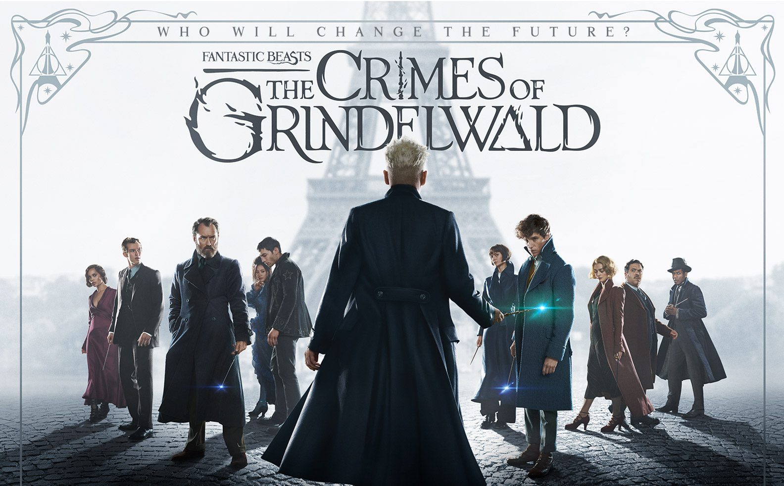 Fantastic Beasts: The Crimes of Grindelwald | A Magical Film Deserves a Magical IMAX Movie Experience
