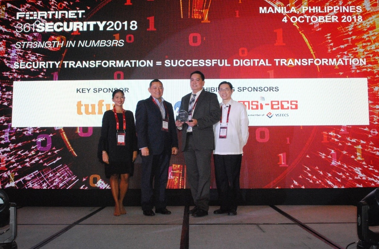 FORTINET | Security is the Key to Successful Digital Transformation