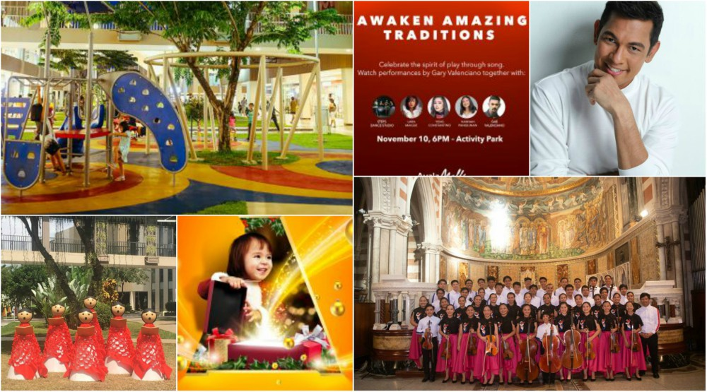 Ayala Malls Solenad Amazing Holiday Events and Activities | rainCHECK