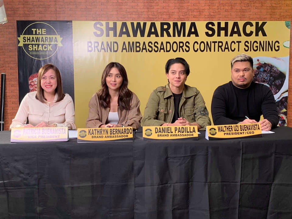 KathNiel Popularity Contributed To Shawarma Shack Unprecedented Growth
