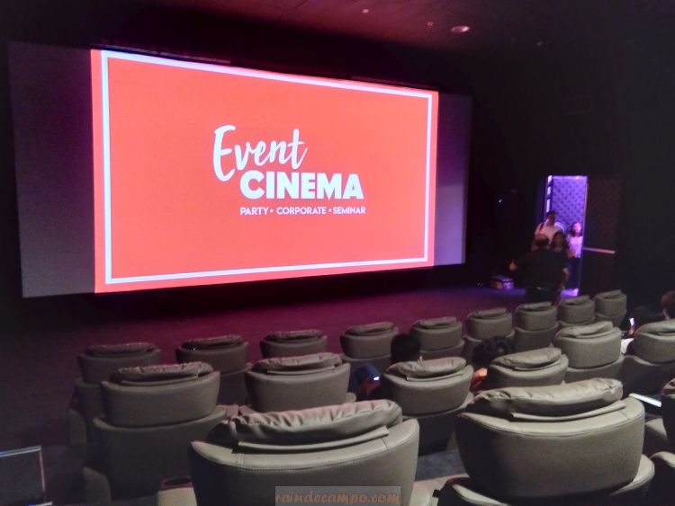 EVENT CINEMA | SM Cinema To Open First In-Theatre Events Venue at SM Mall of Asia